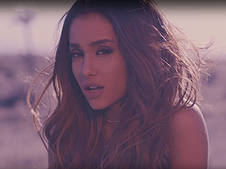 WATCH: Ariana Grande Lets Her Hair Down in Steamy New 'Into You' Video
