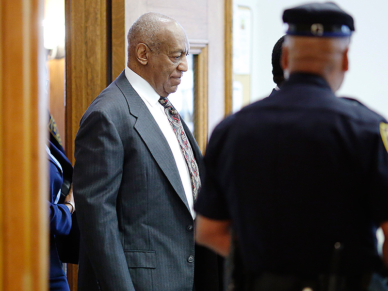 Bill Cosby Smiles and Waves While Arriving in Court for Preliminary Hearing on Drugging and Sexual Assault Charges| True Crime, Real People Stories, Bill Cosby