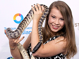 Bindi Irwin Celebrates Her Father Steve's Legacy Nearly 10 Years After His Death – and Reveals She Sees a Lot of Him in Herself