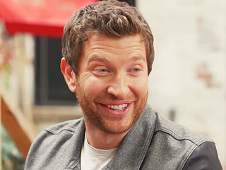 FROM EW: Three Rounds with Brett Eldredge (and a Little Hint of Sinatra)