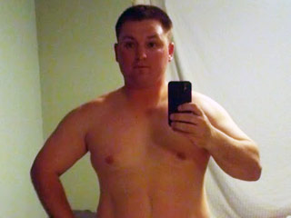 Former Marine Became Obese After Returning from Combat – And Now Has a Six-Pack After Incredible Weight Loss