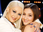 Christina Aguilera on Voice Winner Alisan Porter: 'She's the Essence of Poise and Presence'