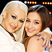 Christina Aguilera on Voice Finalist Alisan Porter: 'She's the Essence of Poise and Presence'