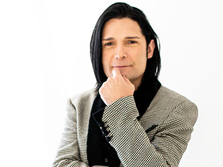 A Look Back at Corey Feldman's Roller Coaster Life and Career After the Release of His New Album