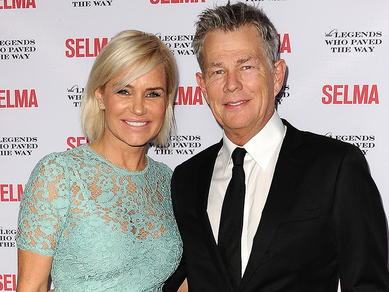 David Foster Asks Court to End Spousal Support for Ex Yolanda Hadid