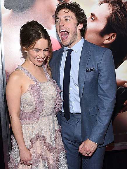 Sam Claflin Spills About Behind-the-Scenes Pranks With Me Before You Co-star Emilia Clarke: 'I Made Her Think I Was Deeply Offended'
