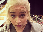 Emilia Clarke Explains Why She Has a Cutout of Ryan Gosling on the Set of Game of Thrones