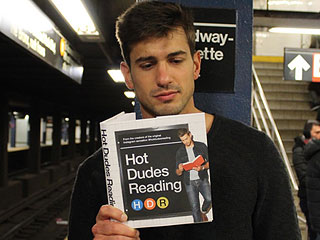 Hot Dudes Reading Creators Reveal Secrets of Their Sexy Instagrams and New Book (Hookups Included!)