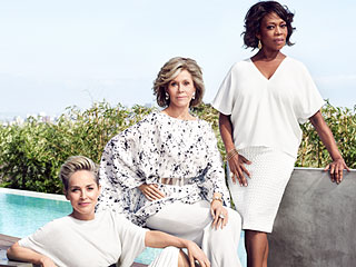 Jane Fonda, Sharon Stone and Alfre Woodard on Loving Aging and Getting Better at Acting