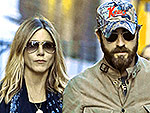 Jennifer Aniston and Justin Theroux Take a Solemn Stroll Just Days Before Announcing Her Mother's Death