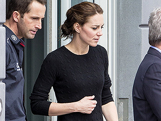 See Princess Kate Without Her Signature Blowout!