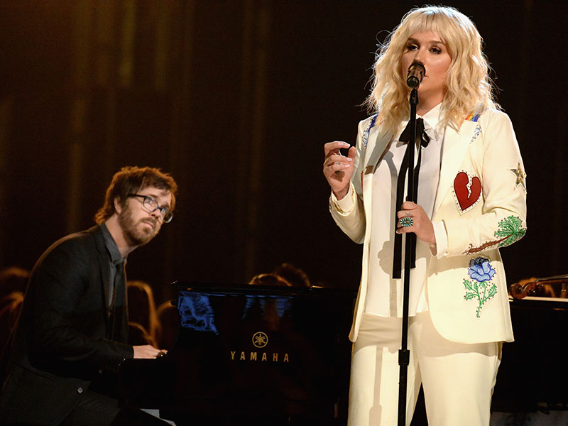 Kesha Explains the Meaning Behind Her BBMAs Performance Outfit: 'My Heart Got Stabbed'
