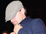 Leonardo DiCaprio Parties at N.Y.C. Nightclub with Rihanna and Model Nina Agdal