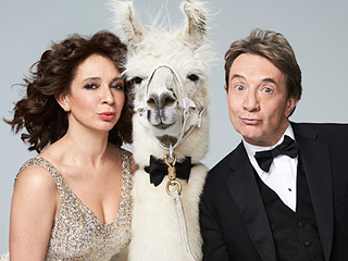 Maya & Marty's Maya Rudolph and Martin Short Dish on Their Kids – and Their Famous Pals