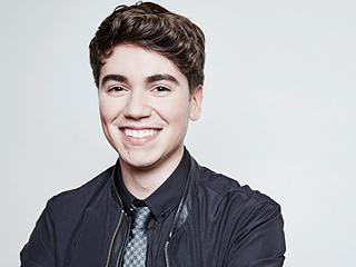Out Real O'Neals Star Noah Galvin Says Colton Haynes Is No Role Model for Coming Out in Profanity-Laced Tirade