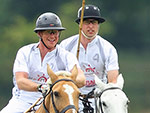 That's a Princely Sum! William and Harry Raise Nearly $14 Million for Royal Charities Playing Polo