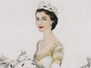Two of Queen Elizabeth's Most Iconic Dresses Are Set to Go on Display at Buckingham Palace