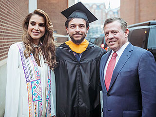 Which Royal Prince Just Graduated College in the U.S. (While His Proud Parents Looked on)?
