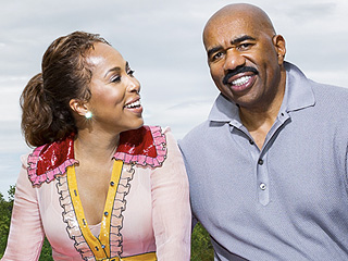 Steve Harvey Opens Up About Settling Down with the Love of His Life: 'When You Have a Happy Home, You Can Achieve Anything'