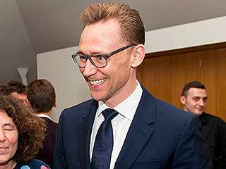 Tom Hiddleston Links Up with Camilla, Duchess of Cornwall, Again and Reenacts His First-Ever Stage Role