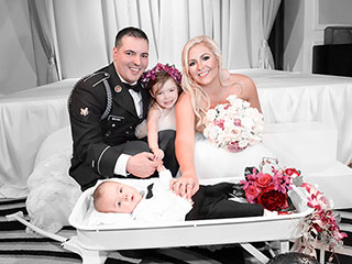 Iraq War Veteran and Mom to Son with Special Needs Receive Dream Wedding: 'It Was the Best Day Ever'