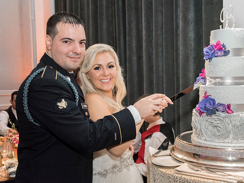 Iraq War Veteran and Mom to Son with Special Needs Receive Dream Wedding: 'It Was the Best Day Ever'| Engagements, Marriage, War in Iraq, Weddings, Medical Conditions, Good Deeds, Real People Stories, The Daily Smile, Military and Soldiers
