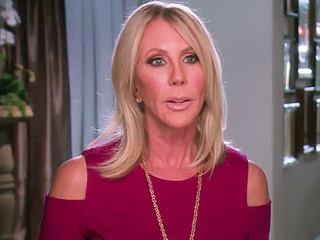 Vicki Gunvalson Lost 22 Lbs. After Splitting From Brooks Ayers by Eating 500 Calories a Day