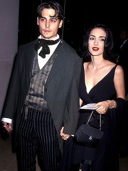 Inside Johnny Depp's Rocky Romantic History: His Other Short Marriage and Broken Engagements| Couples, Divorced, Movie News, Amber Heard, Johnny Depp, Kate Moss, Winona Ryder