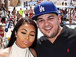 Pool Party! Rob Kardashian and Blac Chyna Celebrate Memorial Day Weekend in Las Vegas