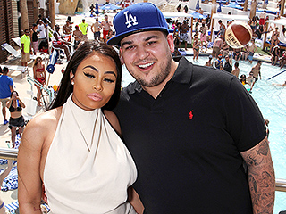 Rob Kardashian and Blac Chyna Have Had Trust Issues, but 'It Would Take a Lot for Him to Break Up with Her,' Says Source