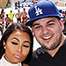 Rob Kardashian and Blac Chyna Are Fighting but Unlikely to Break Up: Source
