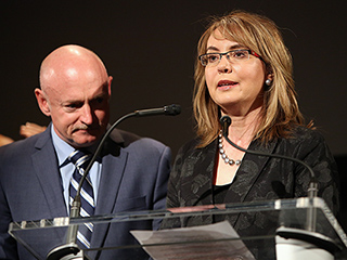 Gabby Giffords Pens Op-Ed Calling Gun Violence a 'Full-Blown National Crisis'