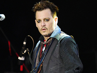 Johnny Depp Has Been an 'Emotional Mess' amid Divorce Battle, Says Source