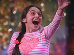 'Dream Come True!' 13-Year-Old Opera Singer Laura Bretan Stuns America's Got Talent Judges and Earns Golden Buzzer