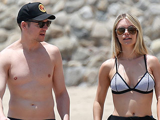 Jason Kennedy and Lauren Scruggs Spend Romantic Weekend in Malibu
