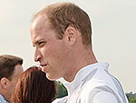 Mad Max Cleans Up for Polo! Princes William and Harry Team with Tom Hardy at Match