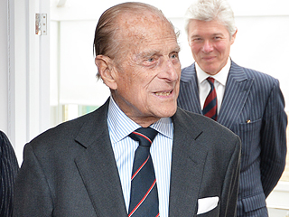 Prince Philip Is Back to Work – 8 Days Before He Turns 95!