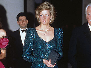 Princess Diana's Totally '80s Favorite Dress Is Up for Auction – Plus Another Found at a Second-Hand Shop!