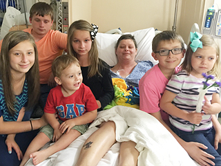 Virginia Mom of 3 Adopts Dying Friend's 6 Children: 'We  Love Them Like Our Own'