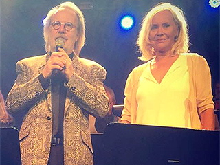 Mamma Mia! ABBA Performs Together in Public for the First Time in 30 Years