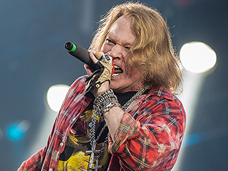 Axl Rose Asks Google to Remove Unflattering Image of Him That Has Been Used in Fat-Shaming Memes