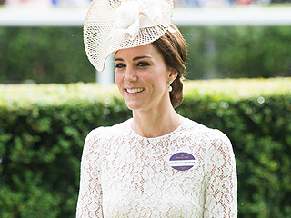 Princess Kate Wears a Name Tag – but What Does It Say?
