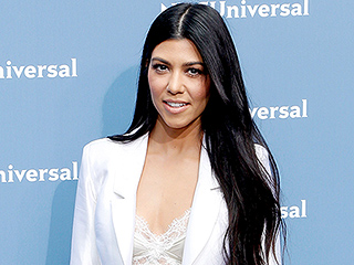 Sha La La La: Kourtney Kardashian Takes in the Hollywood Bowl's Star-Studded Live Little Mermaid Performance
