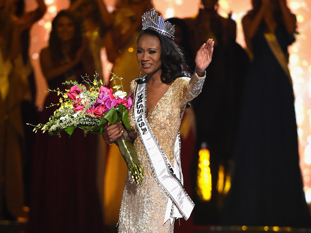 Who is Miss USA 2016?