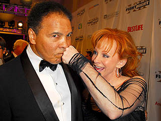 Reba McEntire Shares Her Favorite Memory of Muhammad Ali: He Was a 'Happy Camper' When Ice Cream Was Served
