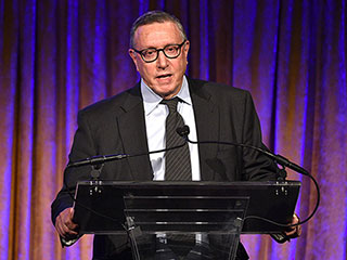 Time Inc. CCO Norman Pearlstine Honored for Fight Against Illiteracy Alongside Tommy Hilfiger and Gay Talese
