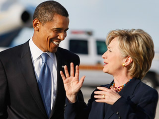 President Obama Endorses Hillary Clinton: 'I'm with Her!'