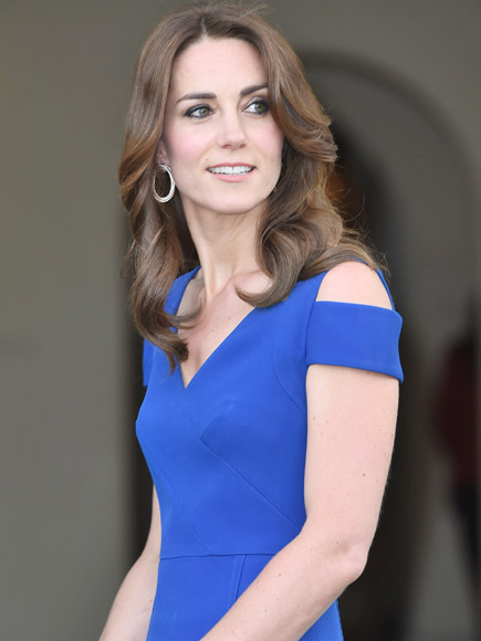 Is Princess Kate Having Her Best Hair Week Ever? See 6 Straight Days of Perfect Hair