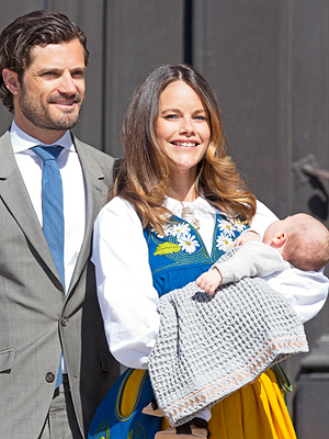 Happy Anniversary, Prince Carl Philip and Princess Sofia! The Sweetest Photos From Their First Year of Marriage