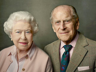 Prince Philip Turns 95! See His Close-Up New Portrait with the Queen